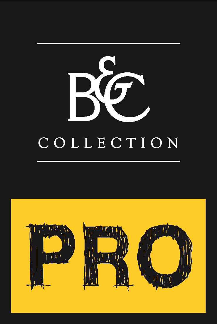 Logo B&C Pro Collection