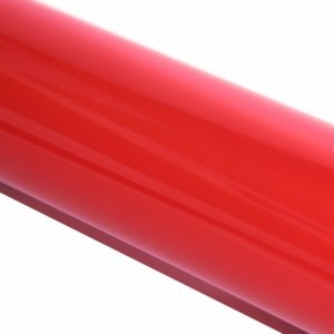 shiny dark red