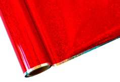 ROKP73 Glitter rosso
