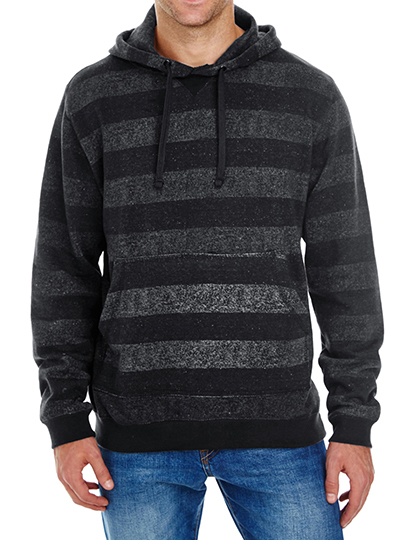 Black - Charcoal (Striped)