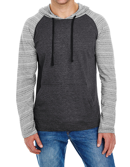 Charcoal - Charcoal (Striped)