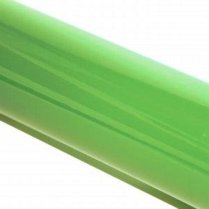 shiny grass green
