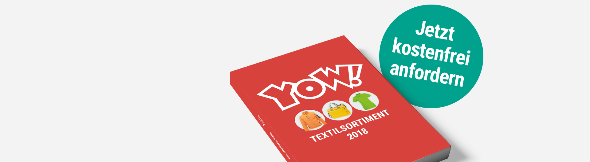 Il nuovo YOW! Il catalogo tessile è qui!