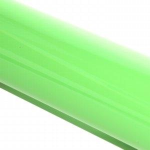 shiny apple green