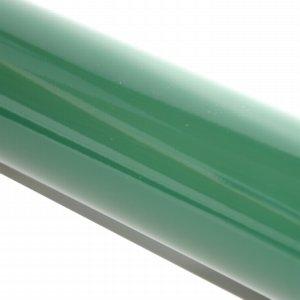 shiny dark green
