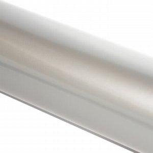 matt metallic silver