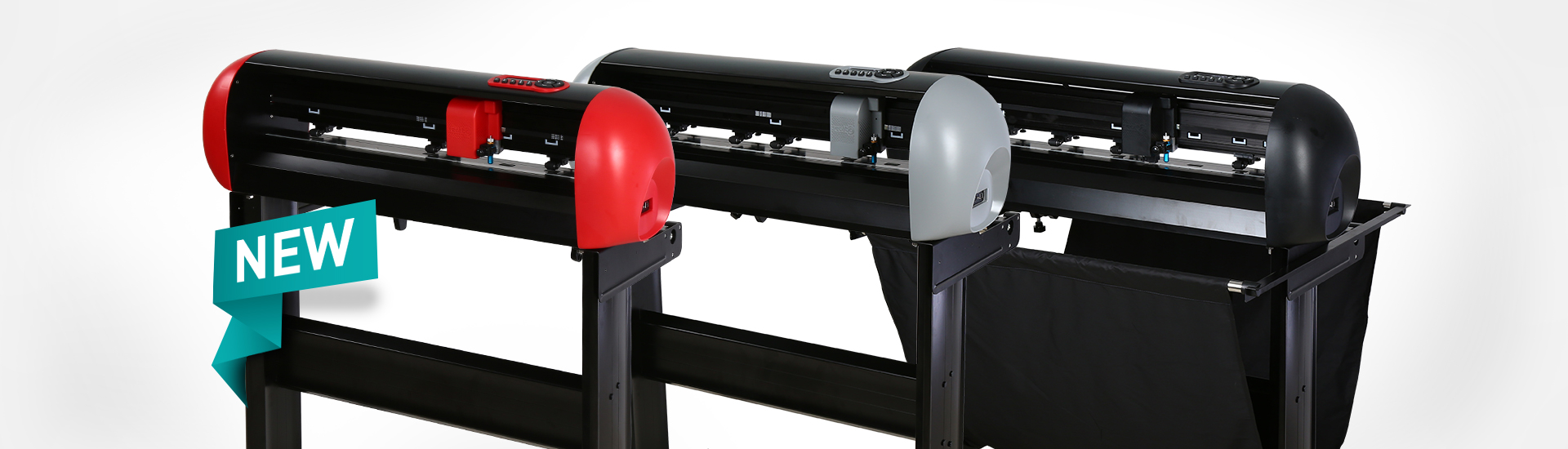 New Secabo vinyl cutter series