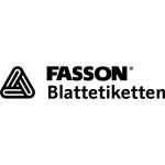 Logo Fasson Blattetiketten