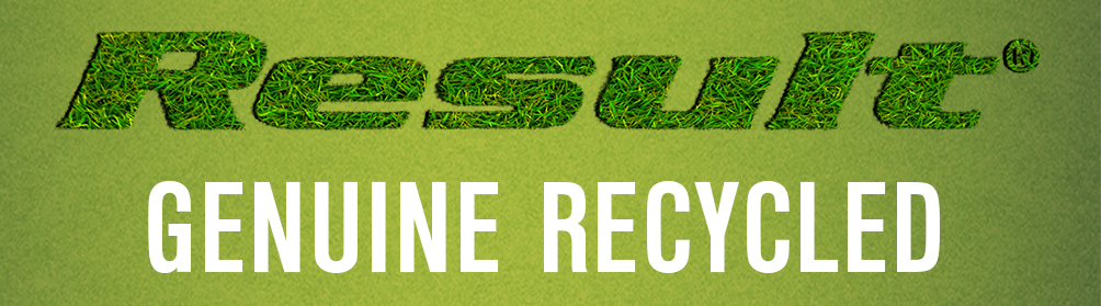 Logo Result Genuine Recycled