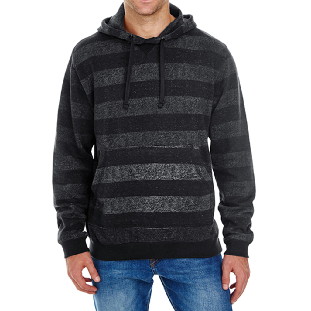 Black - Charcoal (Striped)