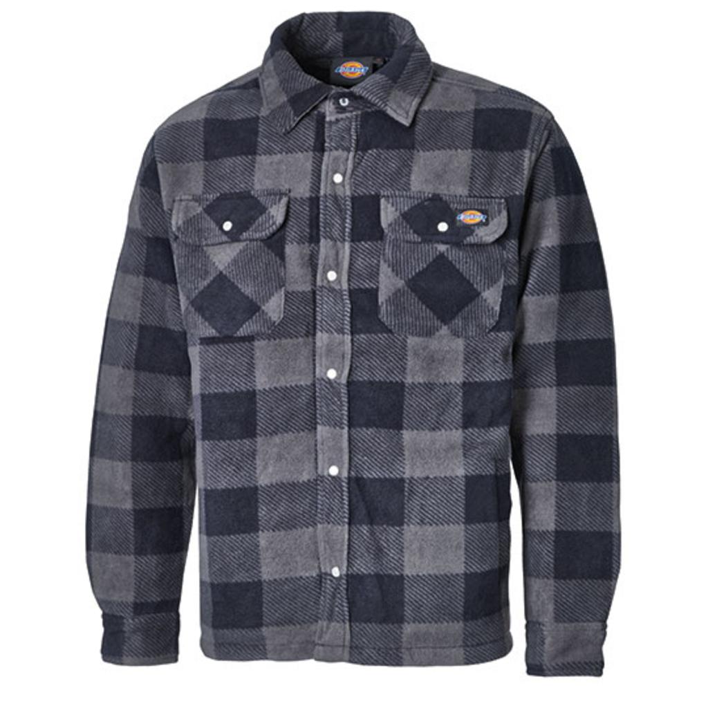 Blue-Grey Check