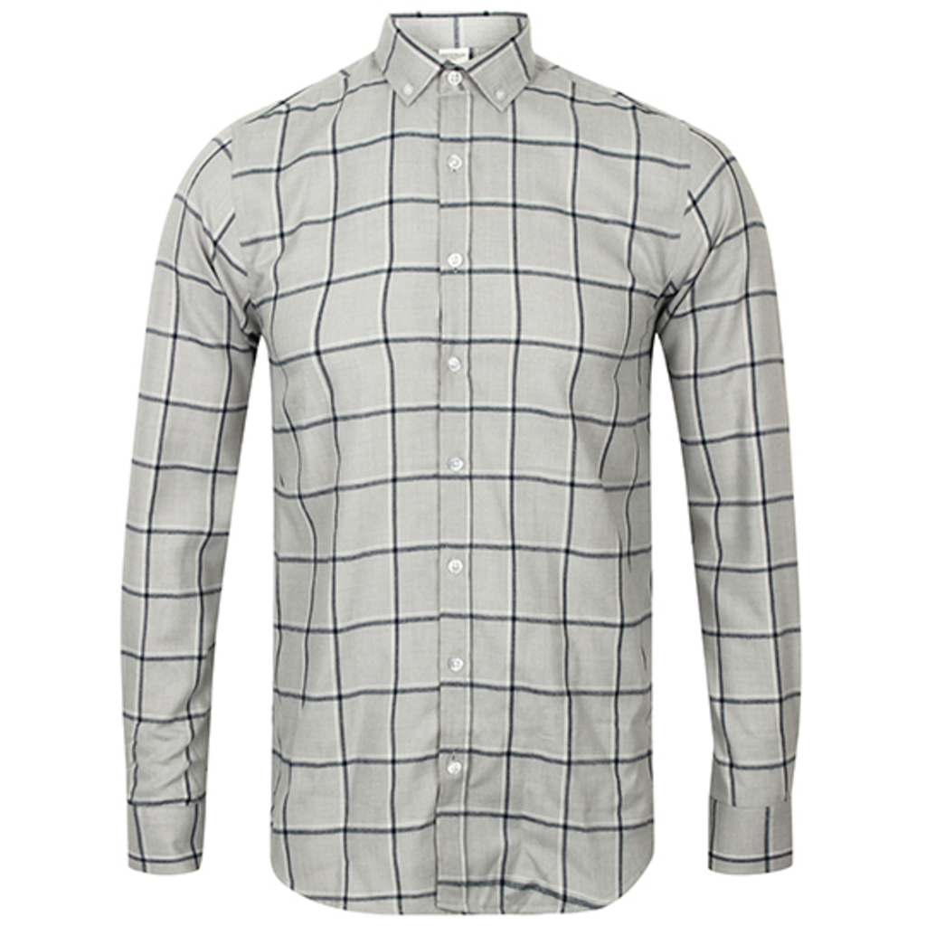 Light Grey Check