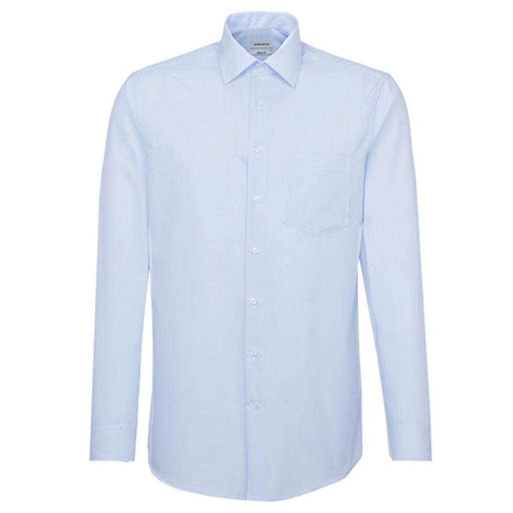 Comprobar azul claro - blanco