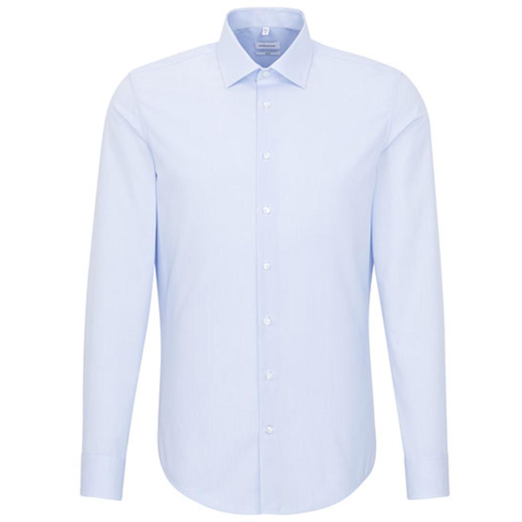 Check Azzurro - Bianco