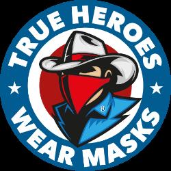 True Heroes Wear Masks
